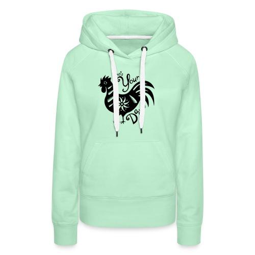 Cock Daddy - Vrouwen Premium hoodie