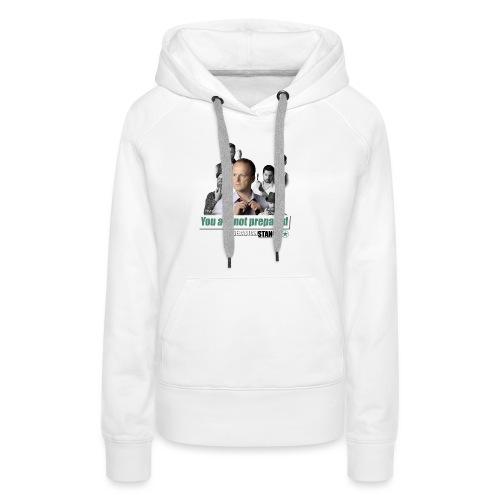 Stange_gear_groß - Frauen Premium Hoodie