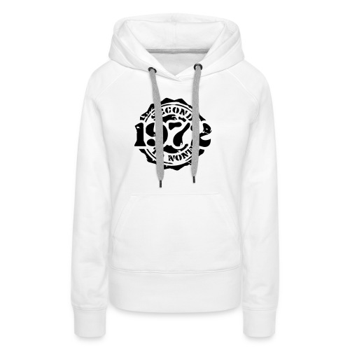 1972 Second to None - Frauen Premium Hoodie