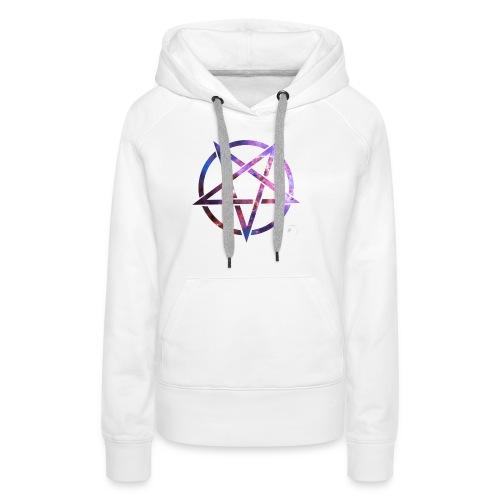 Cosmic Pentagramm - Women's Premium Hoodie