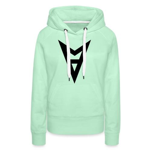 V - Women's Premium Hoodie