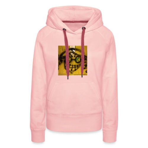 fox 3 - Sweat-shirt à capuche Premium pour femmes