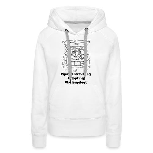 #NumberTwo - Frauen Premium Hoodie