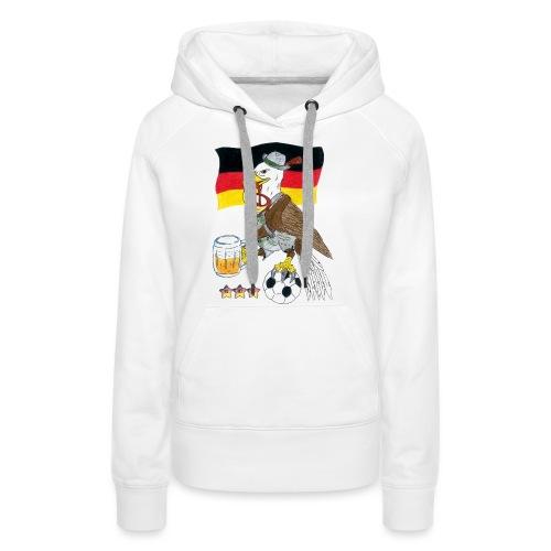 Deutscher Bundesadler - Frauen Premium Hoodie