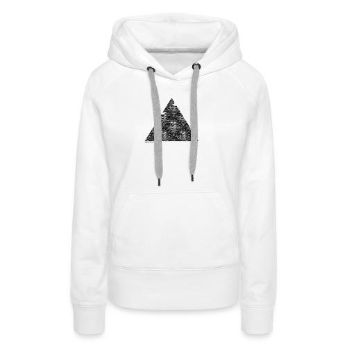 Lligth Editon By Russace - Sweat-shirt à capuche Premium pour femmes