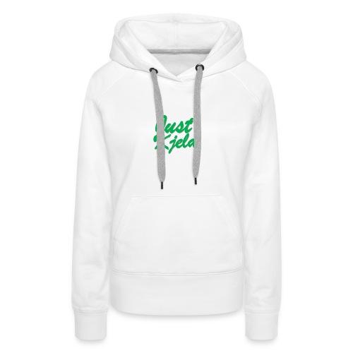 JustKjeld - Vrouwen Premium hoodie
