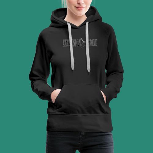 EXCLUSION ZONE - Frauen Premium Hoodie