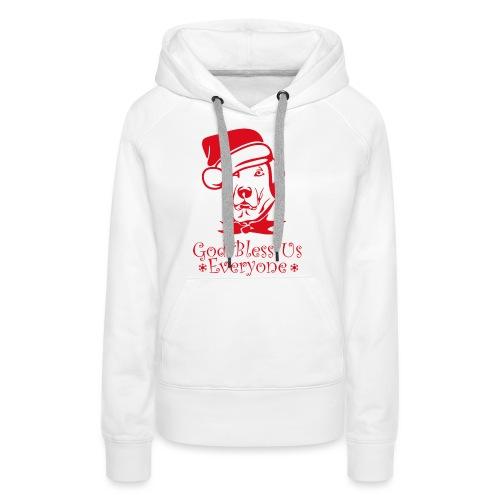 Christmasdogs Isle - Women's Premium Hoodie