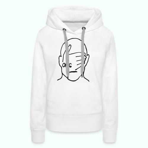 OMG - Frauen Premium Hoodie