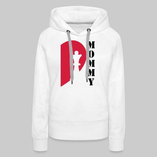Queen Mommy - Women's Premium Hoodie