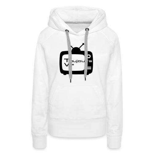TVLUCA - Vrouwen Premium hoodie