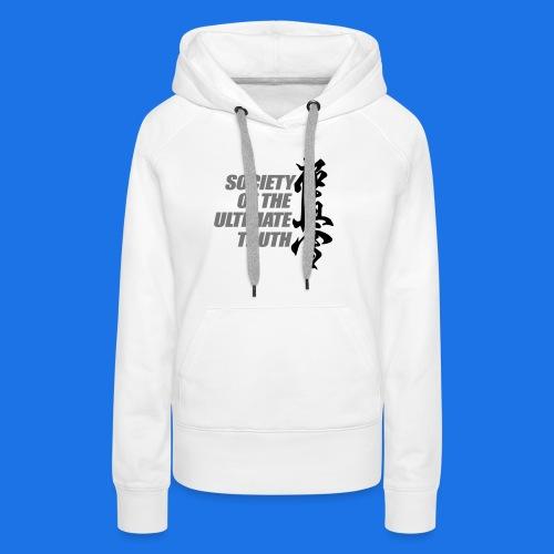 Kyokushin3 - Vrouwen Premium hoodie