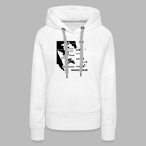 pelepones_kykladen - Frauen Premium Hoodie