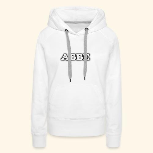 AbbeMerch - Premiumluvtröja dam
