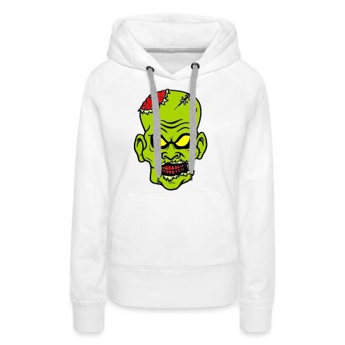 Zombie - Frauen Premium Hoodie