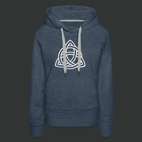 Celtic Knot — Celtic Circle - Women's Premium Hoodie