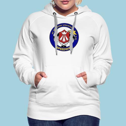 MCN Logo beidseitig - Frauen Premium Hoodie