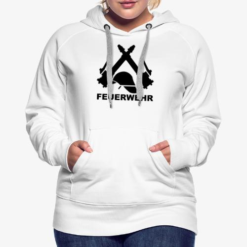 Feuerwehr C Rohr - Frauen Premium Hoodie