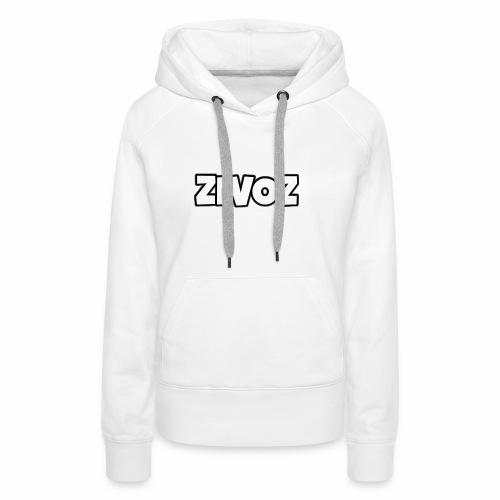 ZIVOZMERCH - Women's Premium Hoodie