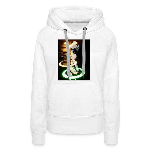 mix test - Sweat-shirt à capuche Premium pour femmes