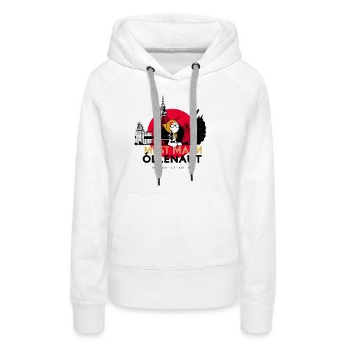 Õllenaut Must Mari - Women's Premium Hoodie