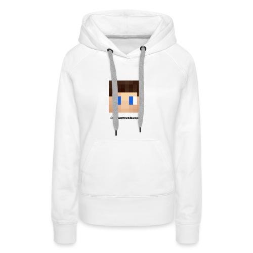 GamenMetRens T-Shirt Grijs - Vrouwen Premium hoodie