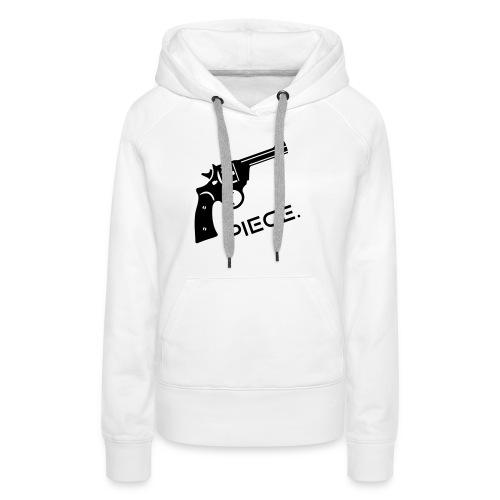 Waffe - Piece - Frauen Premium Hoodie