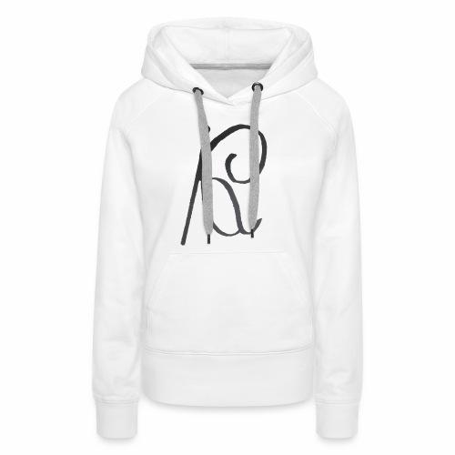 voici la marque AlphaRun - Sweat-shirt à capuche Premium pour femmes