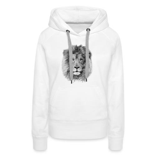 Lionking - Women's Premium Hoodie