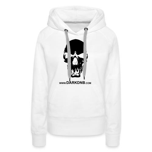 skull - Vrouwen Premium hoodie