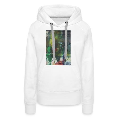ART ON A CASE- 2 - Vrouwen Premium hoodie