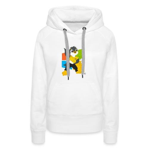 Cassééé - Sweat-shirt à capuche Premium pour femmes