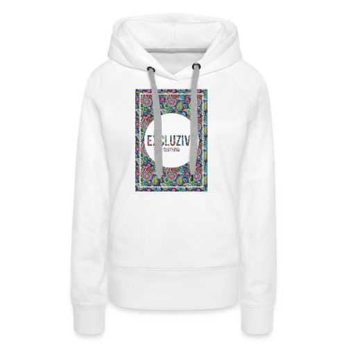 Colour_Design Excluzive - Women's Premium Hoodie