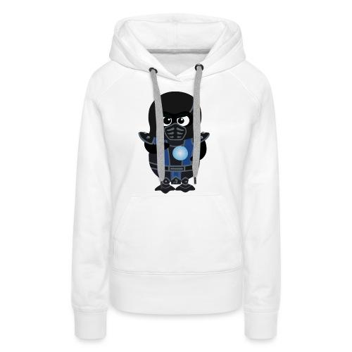 Pingouin SubZero - Sweat-shirt à capuche Premium pour femmes