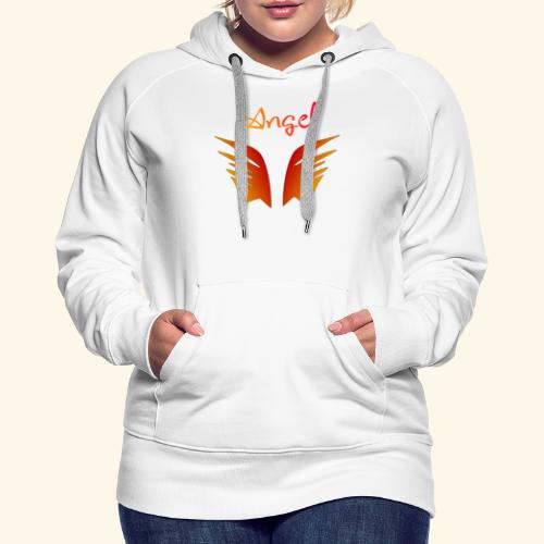 Angel - Frauen Premium Hoodie
