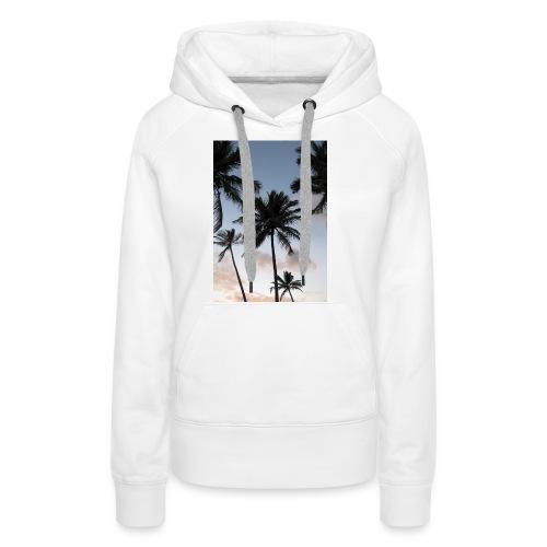 PALMTREES DOMINICAN REP. - Vrouwen Premium hoodie