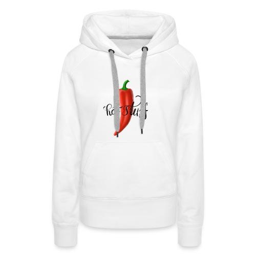 Hot Stuff - Frauen Premium Hoodie