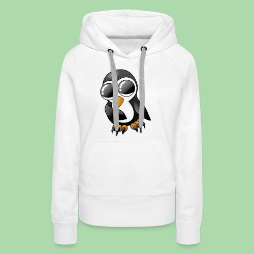 Pengu der keine Pinguin - Frauen Premium Hoodie