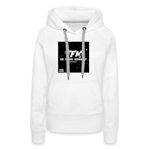 The Future Movement (black) - Vrouwen Premium hoodie