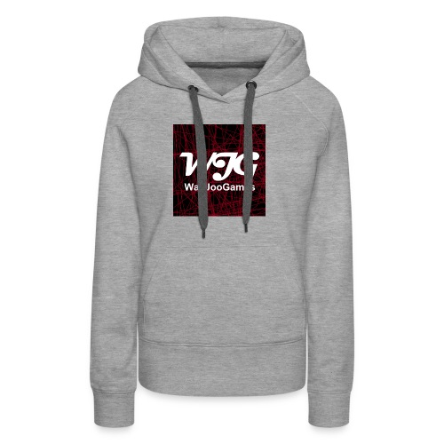 T-shirt WJG logo - Vrouwen Premium hoodie