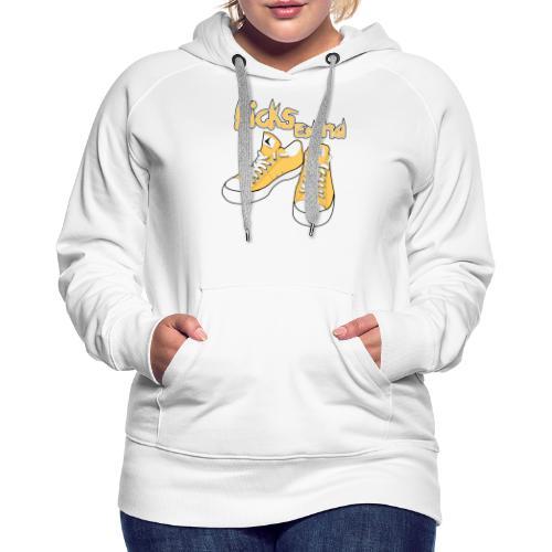 Kicks Loops - Vrouwen Premium hoodie