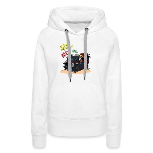 0779 BA RASTA VAN - Vrouwen Premium hoodie