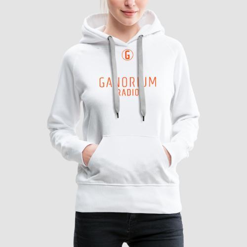 GANORIUM Orange - Women's Premium Hoodie