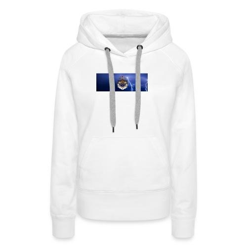 France Eternelle - Sweat-shirt à capuche Premium pour femmes