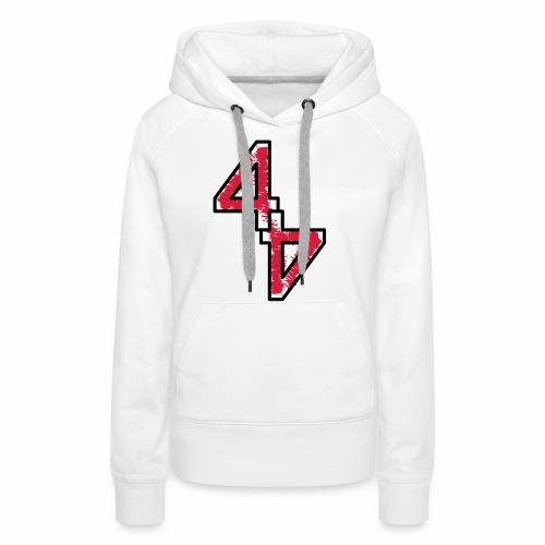 44 - Frauen Premium Hoodie