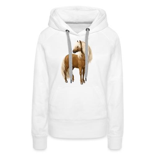 Pony Hengst - Frauen Premium Hoodie
