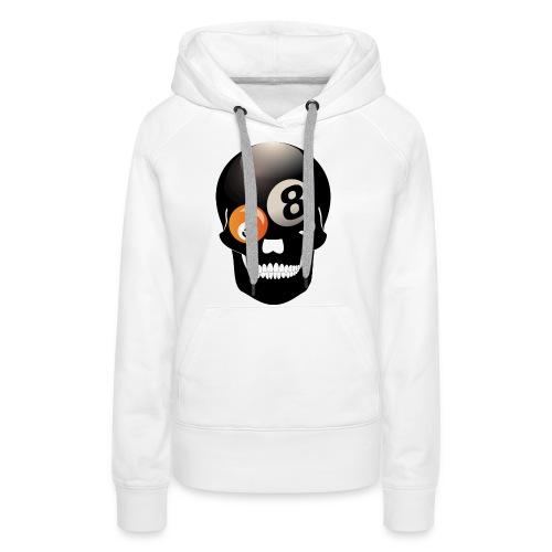 The 8-Ball T-Shirt für Damen. - Frauen Premium Hoodie