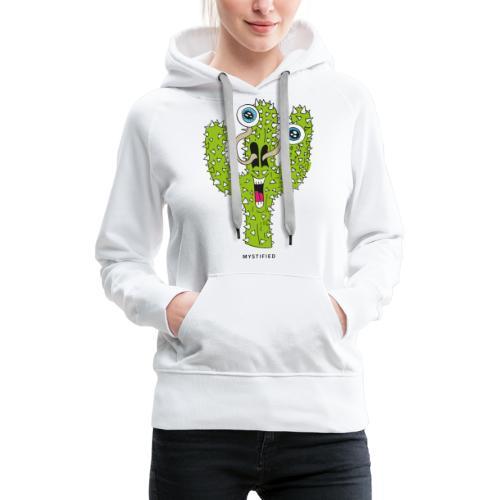 Mystified Cactus - Vrouwen Premium hoodie