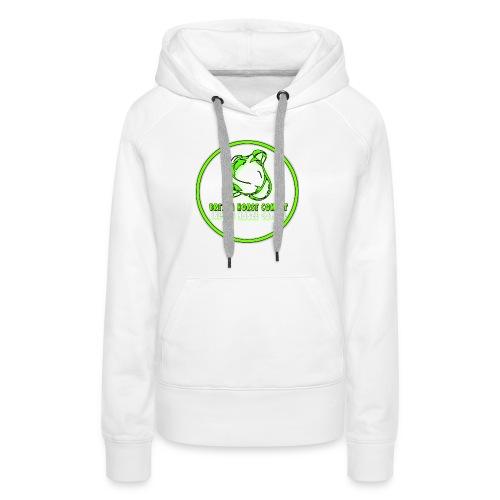 sans titre2 - Sweat-shirt à capuche Premium pour femmes