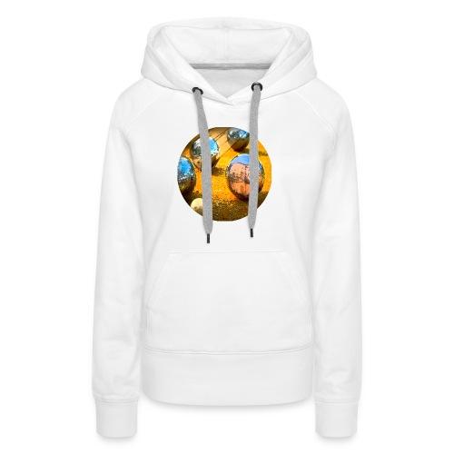 fanny - Sweat-shirt à capuche Premium pour femmes